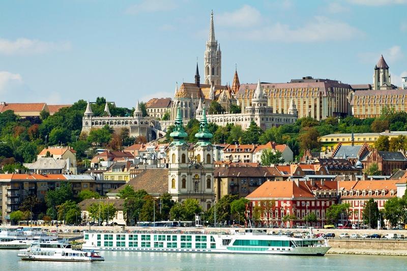Castelo de Buda (Foto: shutterstock.com)