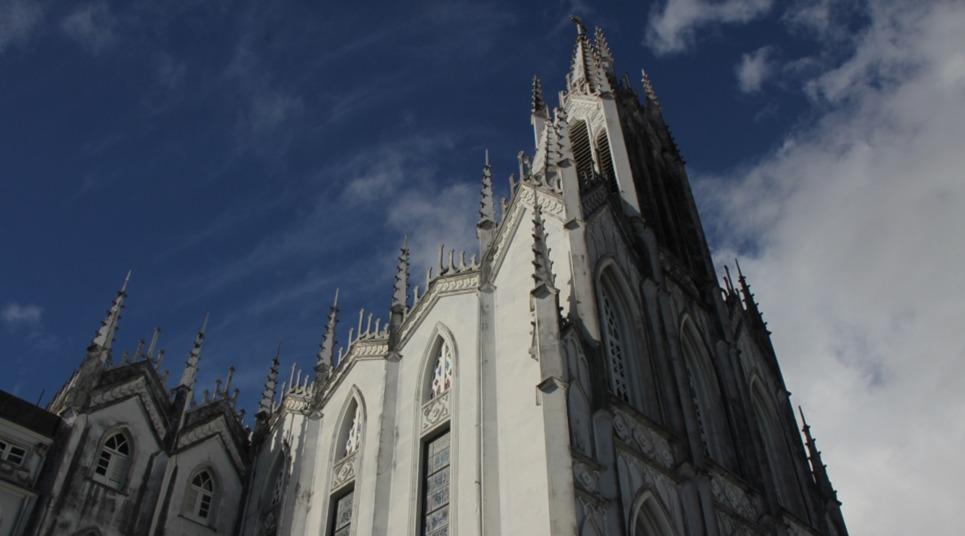 Igreja de Nossa Senhora da Piedade (Foto: Roberto Santos/ Secom Ilhéus)