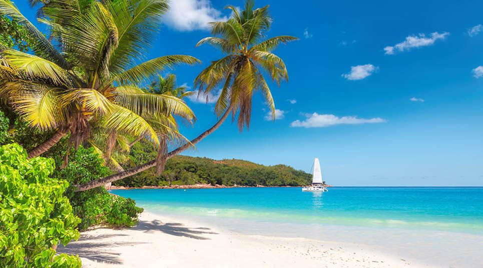 As praias da Jamaica são bem convidativas às férias