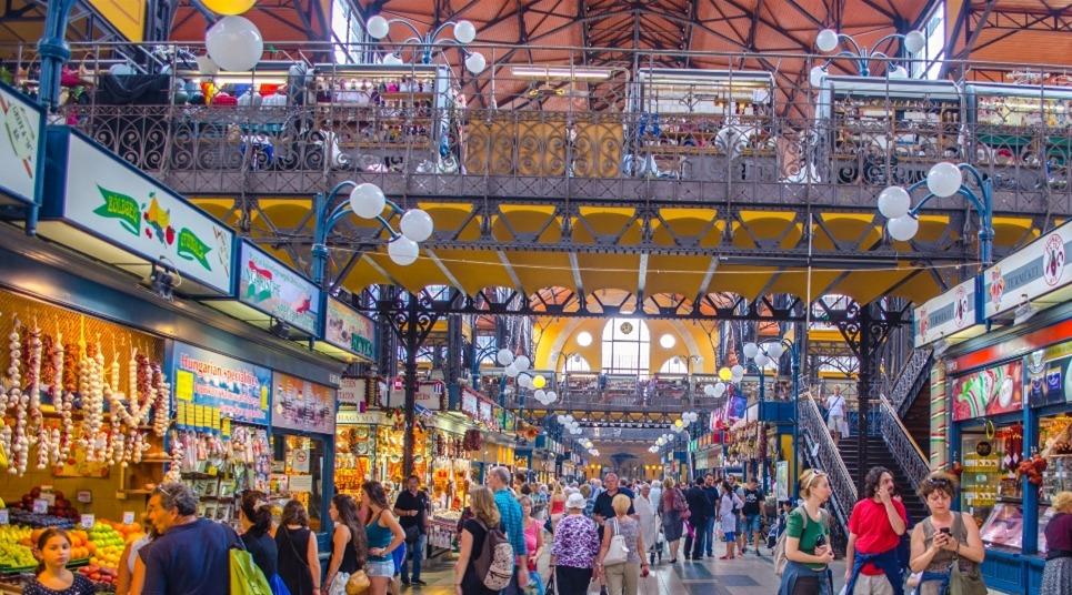Mercado Central (Foto: shutterstock.com)