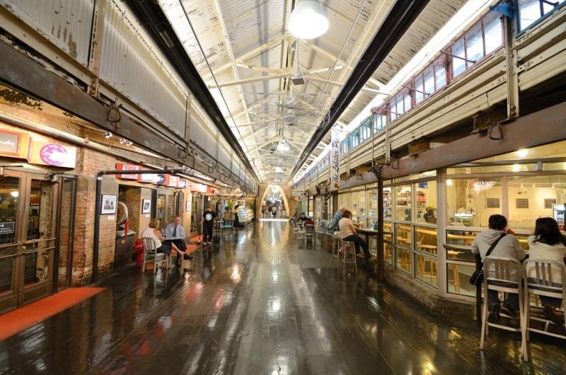 Mercado em Chelsea (Foto: shutterstock.com)
