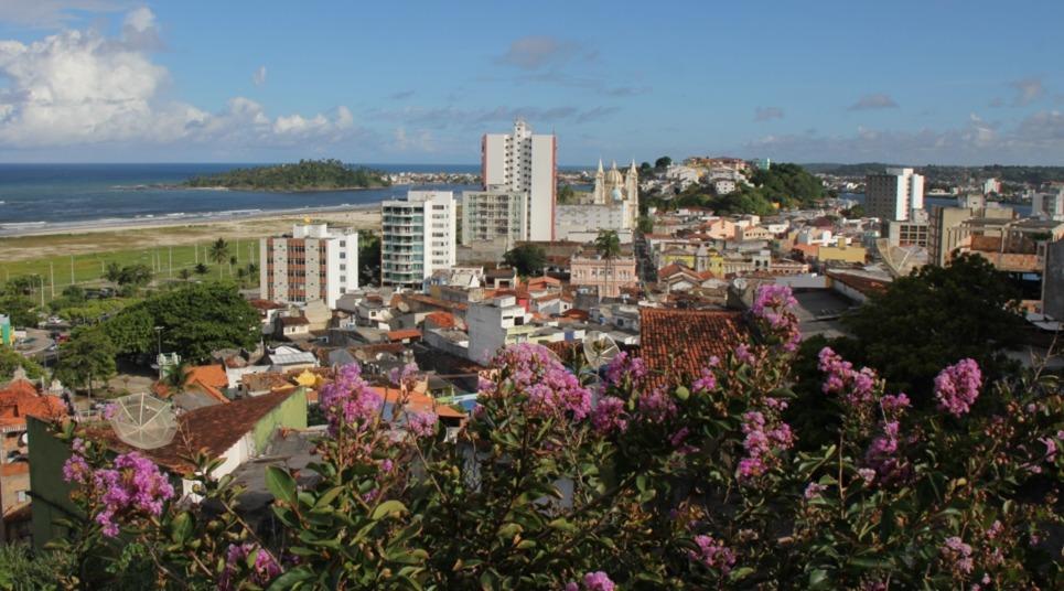 Vista do Mirante da Piedade (Foto: Roberto Santos/ Secom Ilhéus)