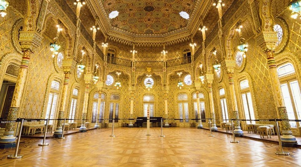 Palácio da Bolsa (Foto: shutterstock.com)