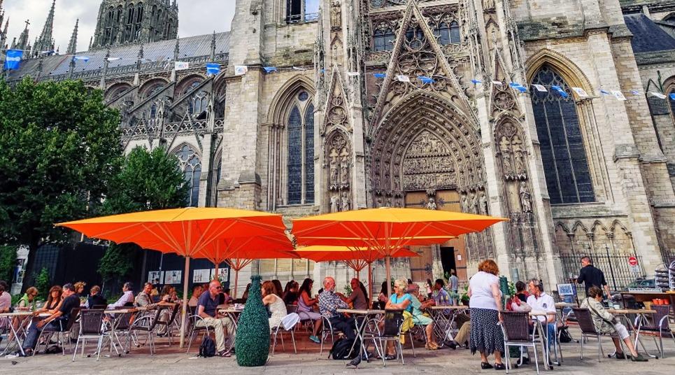 Rouen (Foto: shutterstock.com)