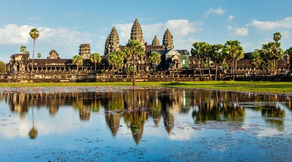 Siem Reap em Camboja (Foto: shutterstock.com)