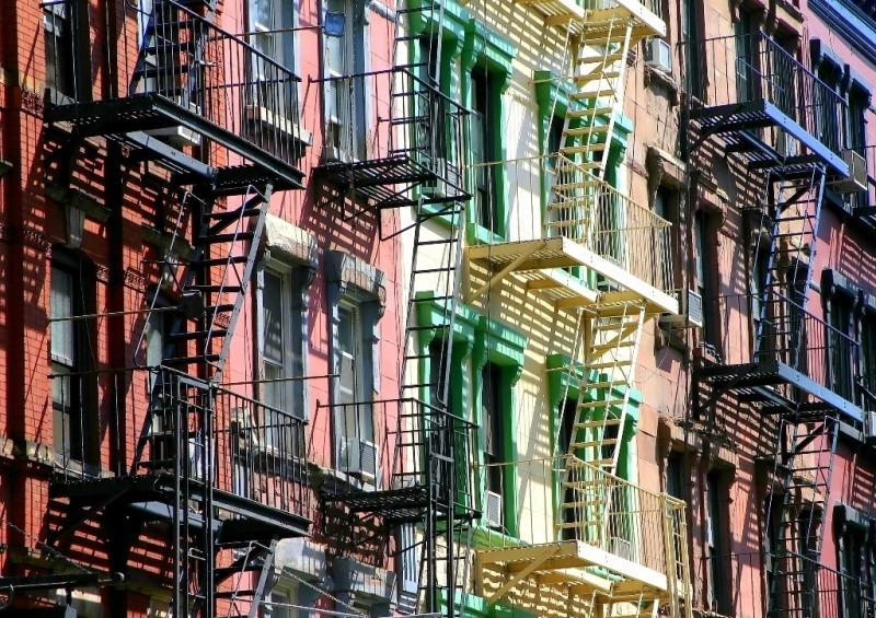 Contraste de cores em Soho (Foto: shutterstock.com)