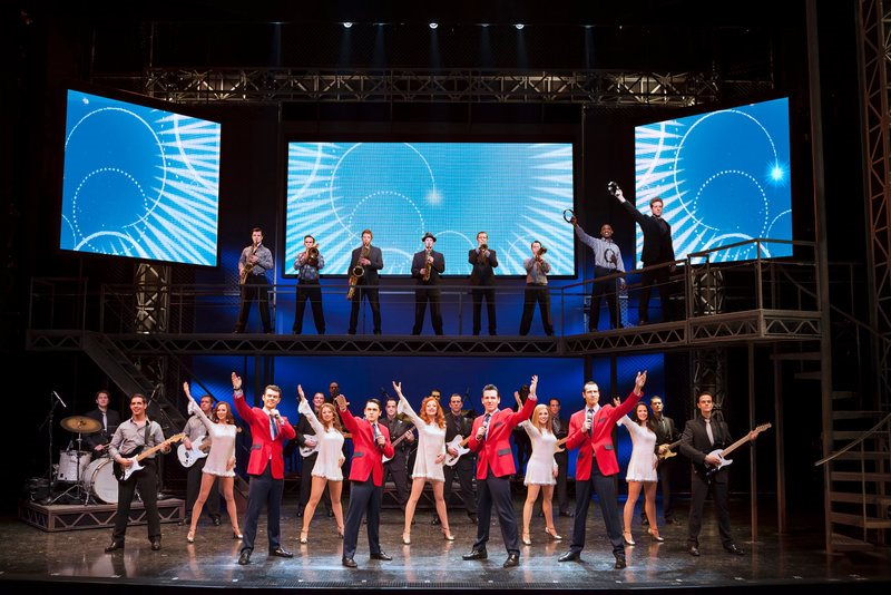 Musical em West End (Foto: divulgação)
