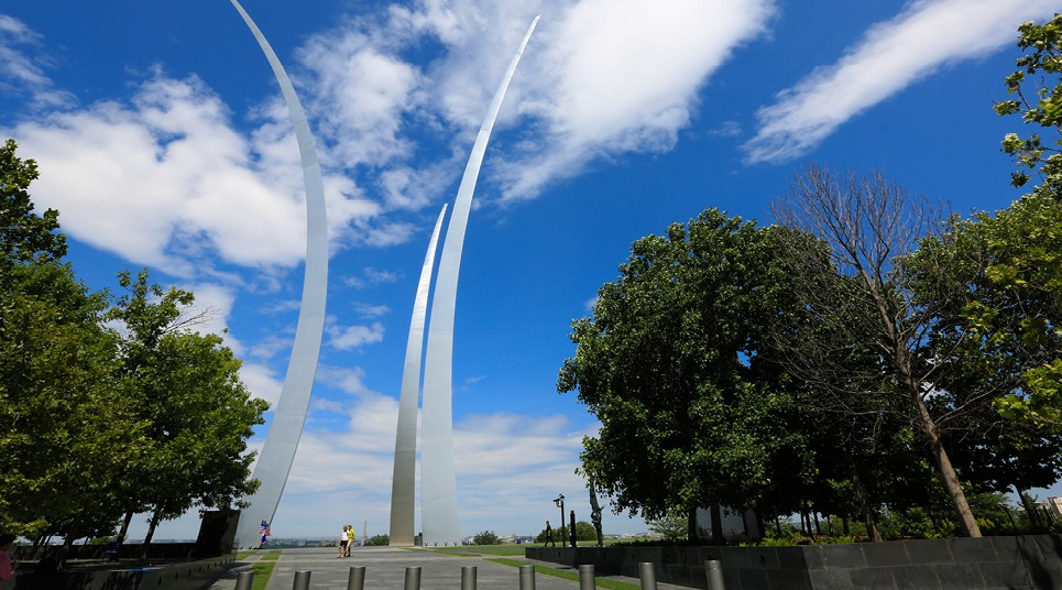 Air Force Memorial (Foto: Capital Region USA)