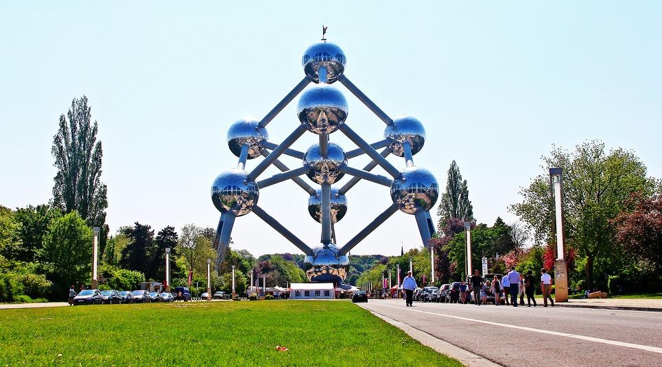 Atomium (Foto: shutterstock.com)