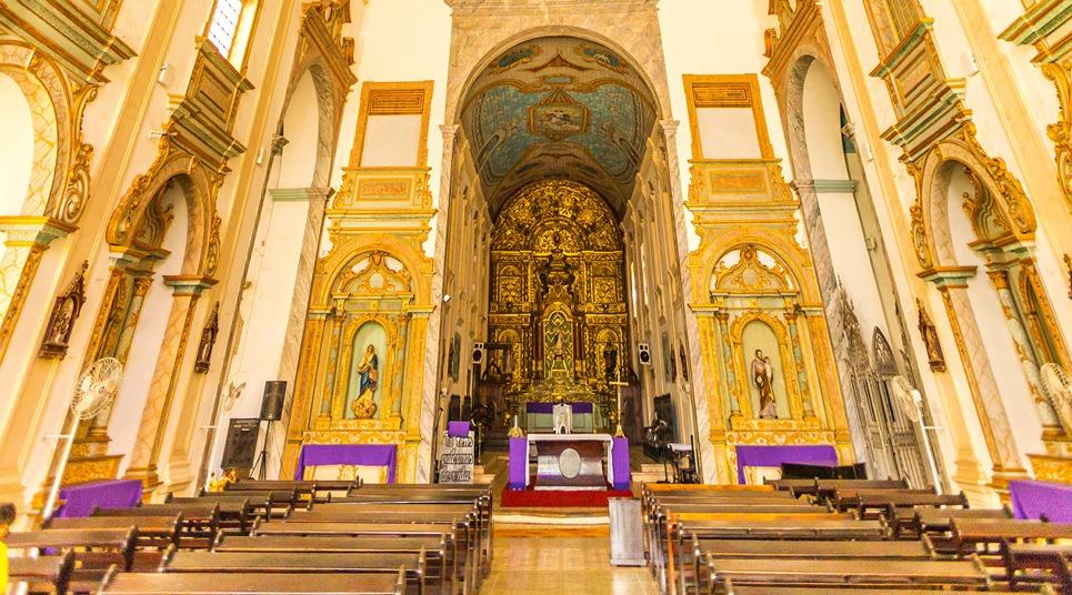 Catedral da Sé (Foto: Embratur)