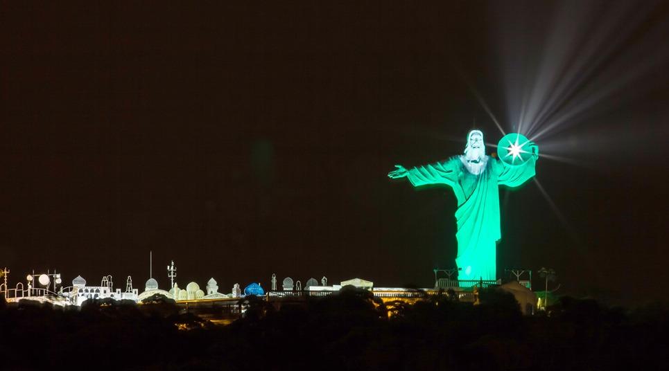 Cristo Luz (Foto: divulgação)