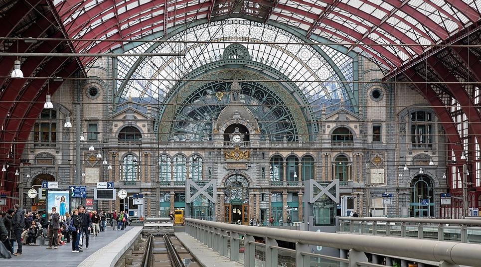 Estação Central (Foto: shutterstock.com)