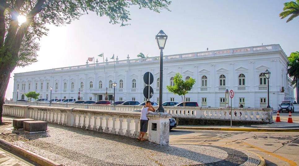 Palácio dos Leões (Foto: Embratur)