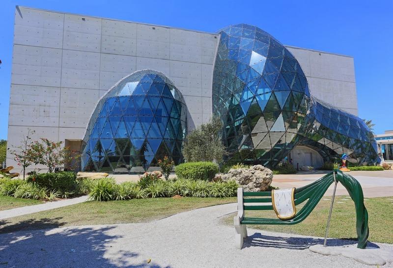 Salvador Dalí Museum (Foto: divulgação)