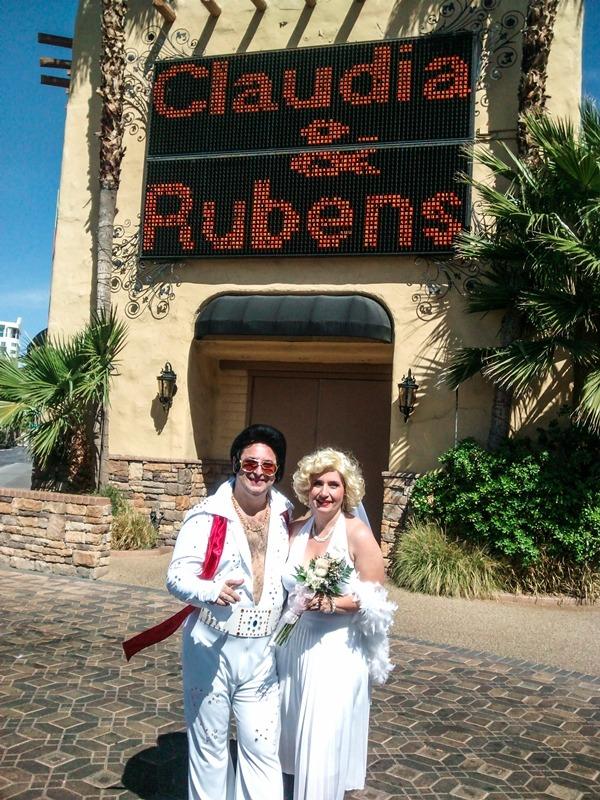 Rubens e Cláudia (Foto: arquivo pessoal)