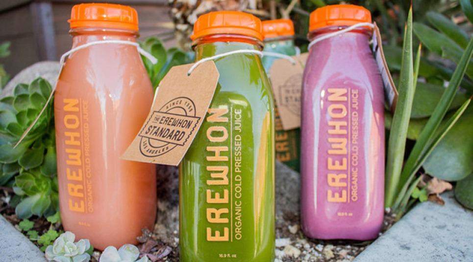 Produtos do Erewhon Natural Foods Market (Foto: divulgação)