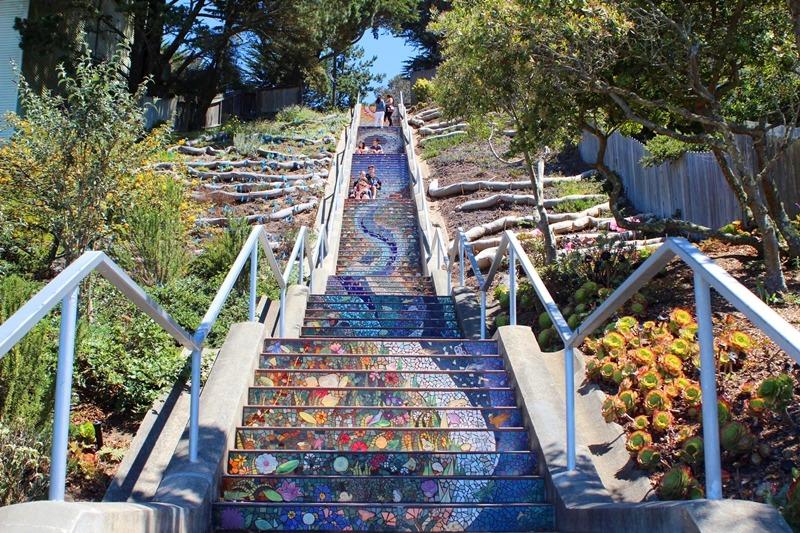 Parque Nacional Presidio of San Francisco (Foto: divulgação)