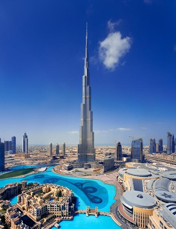 Burj Khalifa (Foto: shutterstock.com)