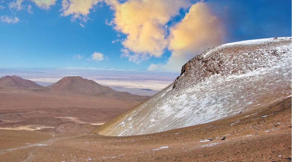 Vulcão Cerro