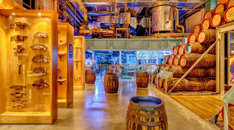 Guinness Store House (Foto: divulgação)