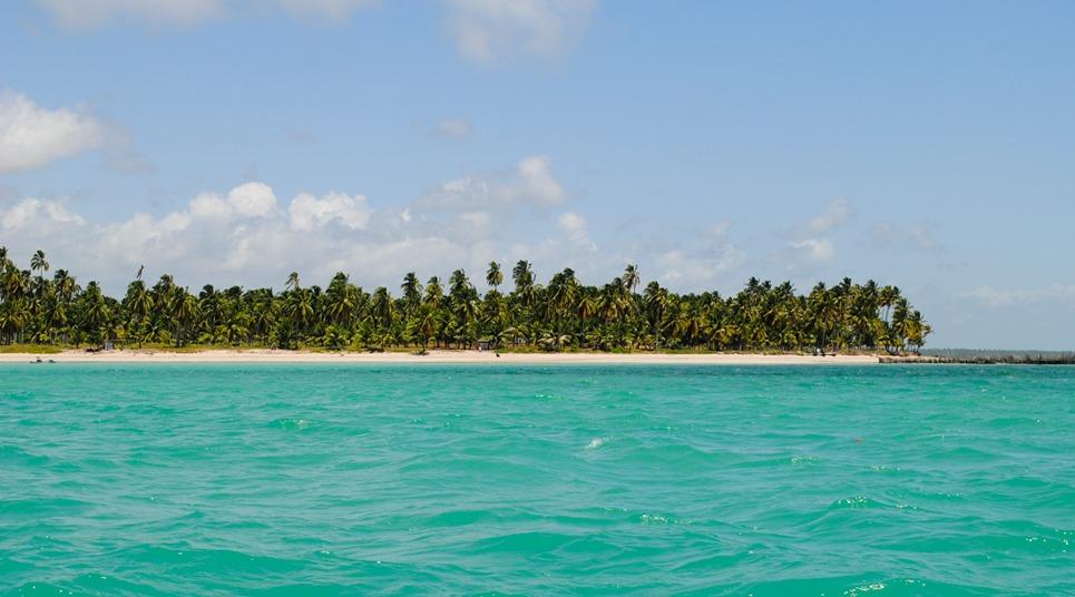 Praia de Ipioca (Foto: divulgação)