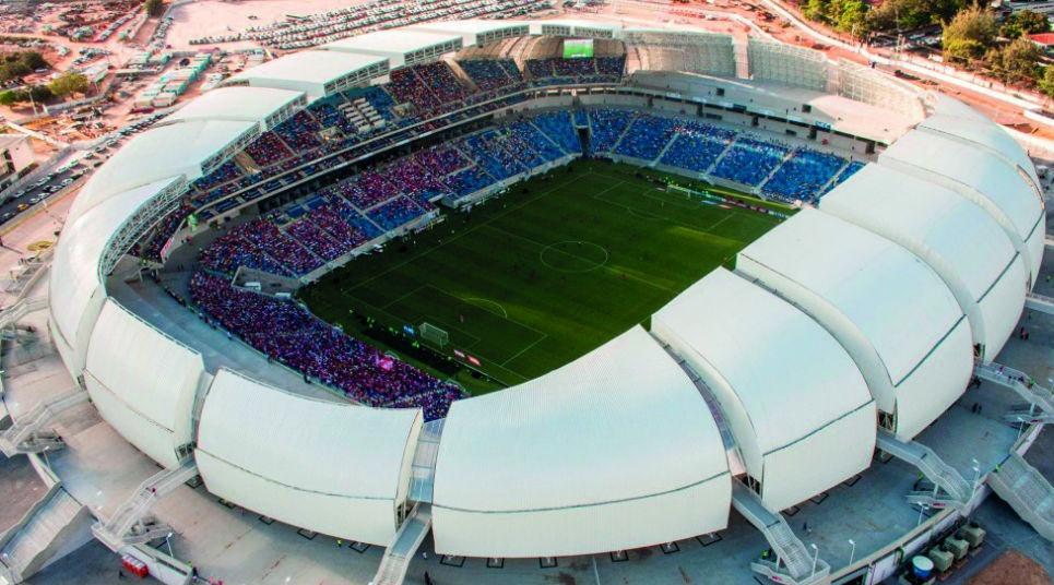 Arena das Dunas (Foto: Portal da Copa)