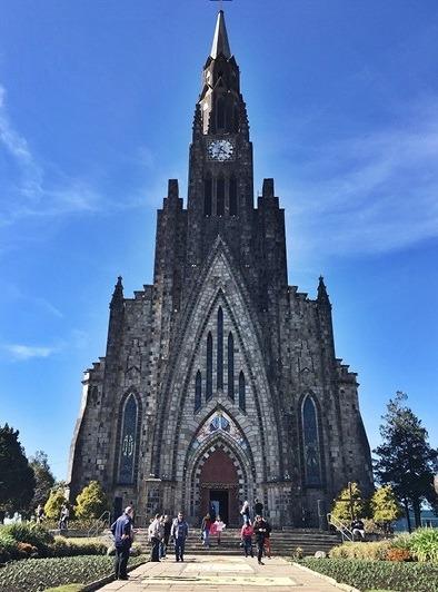 Catedral de Pedra (Foto: Thelma Lavagnoli)