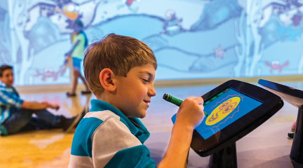 Crayola Experience (Foto: divulgação)
