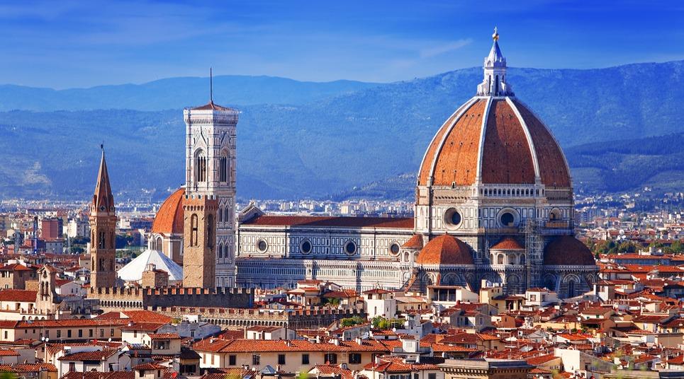 Florença (Foto: shutterstock.com)