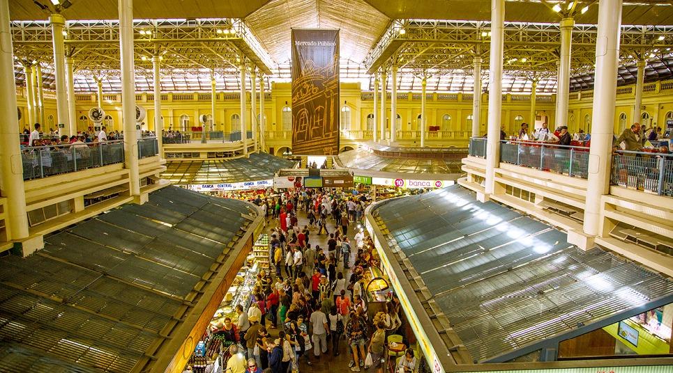 Mercado Público (Foto: Embratur)