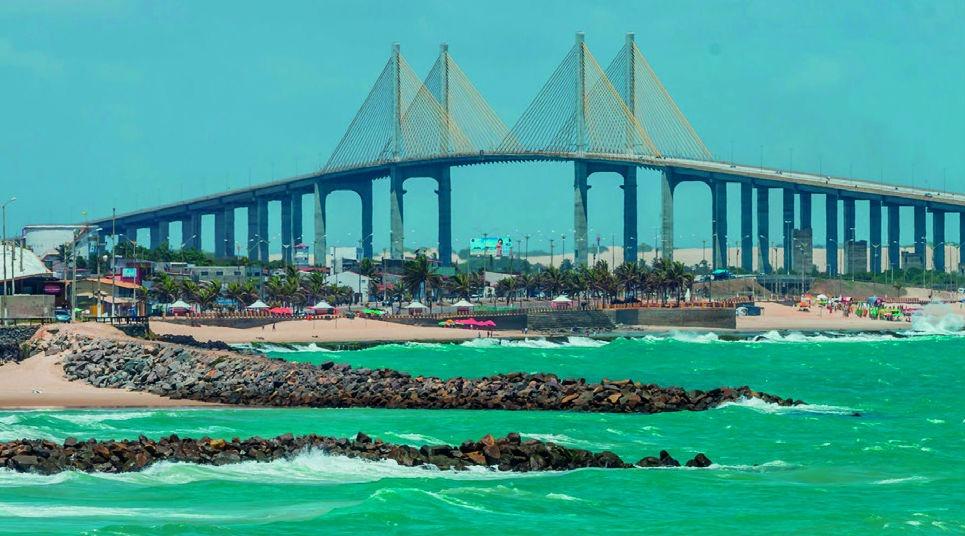 Ponte Newton Navarro (Foto: Embratur)