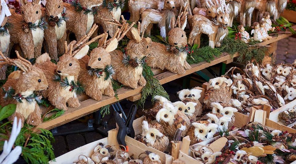 Lembranças em Nuremberg (Foto: shutterstock.com)