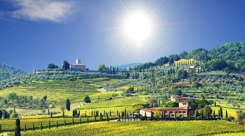 Toscana (Foto: shutterstock.com)