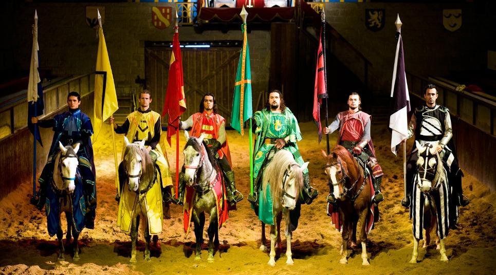 O show Excalibur