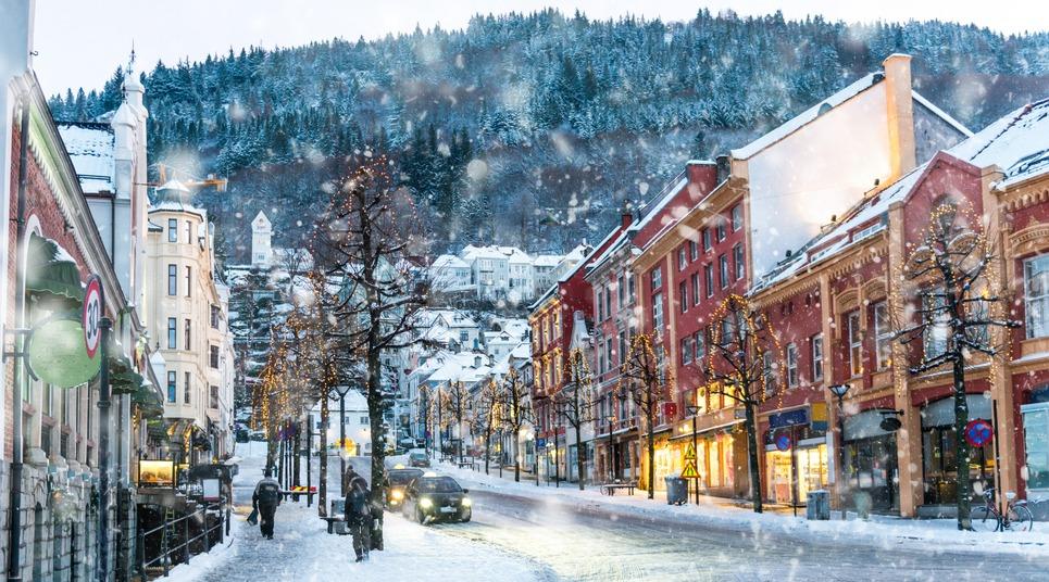 Os atrativos da Noruega vão muito além dos fiordes