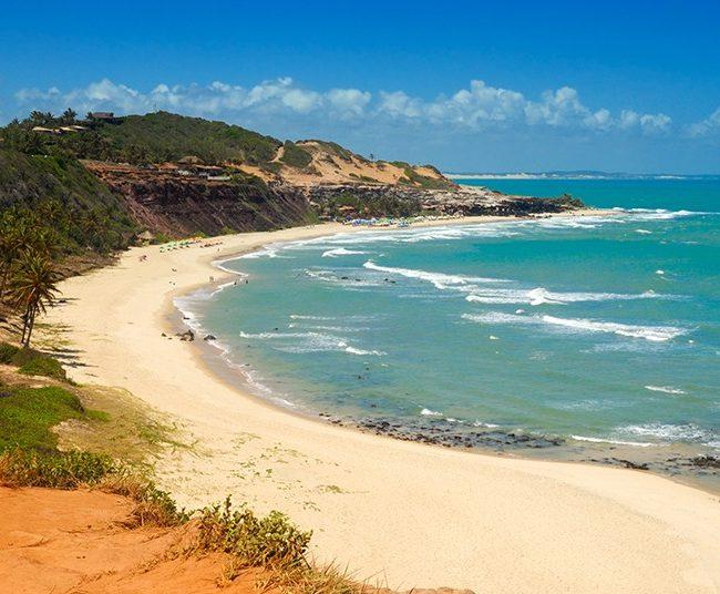 Praia do Amor, em Pipa
