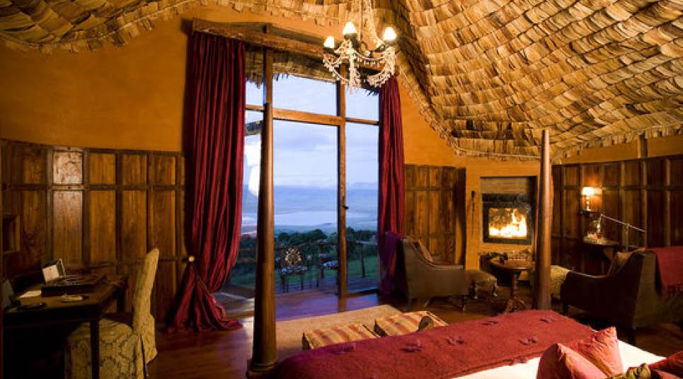 Lodge & Beyond - Ngorongoro