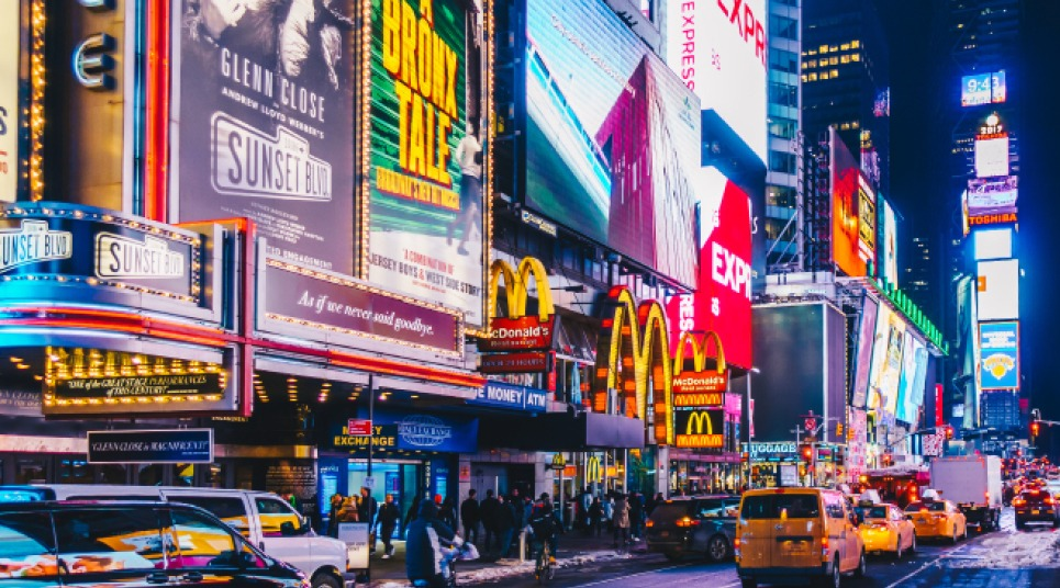 Broadway - Nova York
