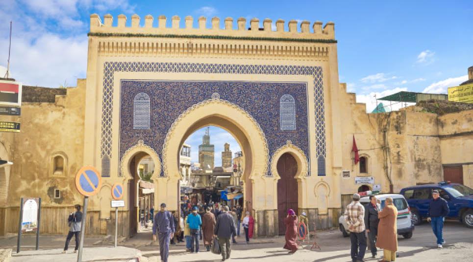 Porta Bab Boujloud