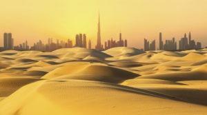 Deserto, Dubai