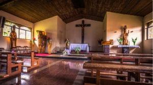 Igreja em Hanga Roa