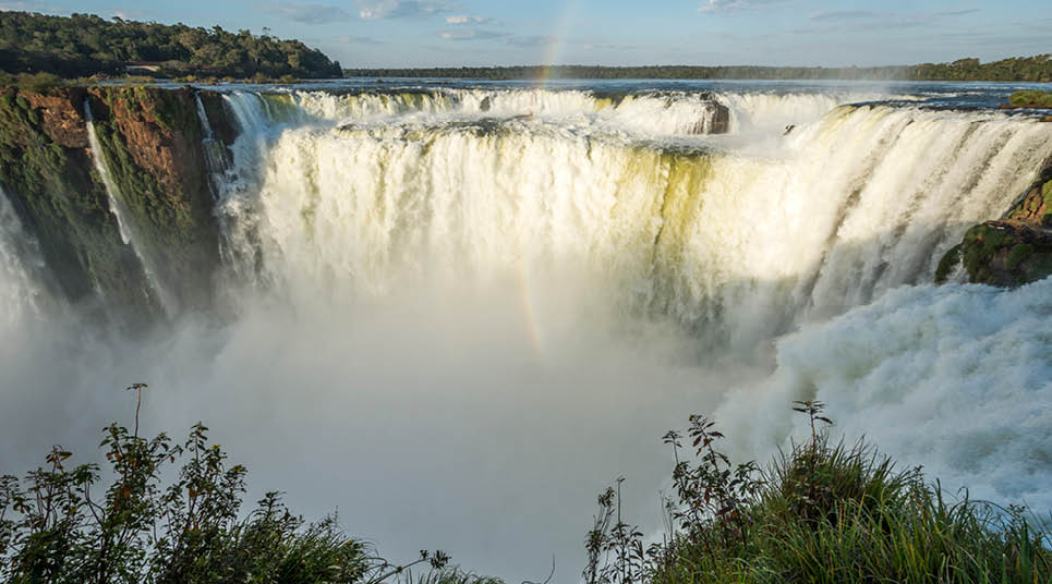 Garganta do Diabo, Foz do Iguaçu