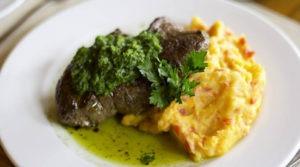 Gastronomia do Hotel Menetue