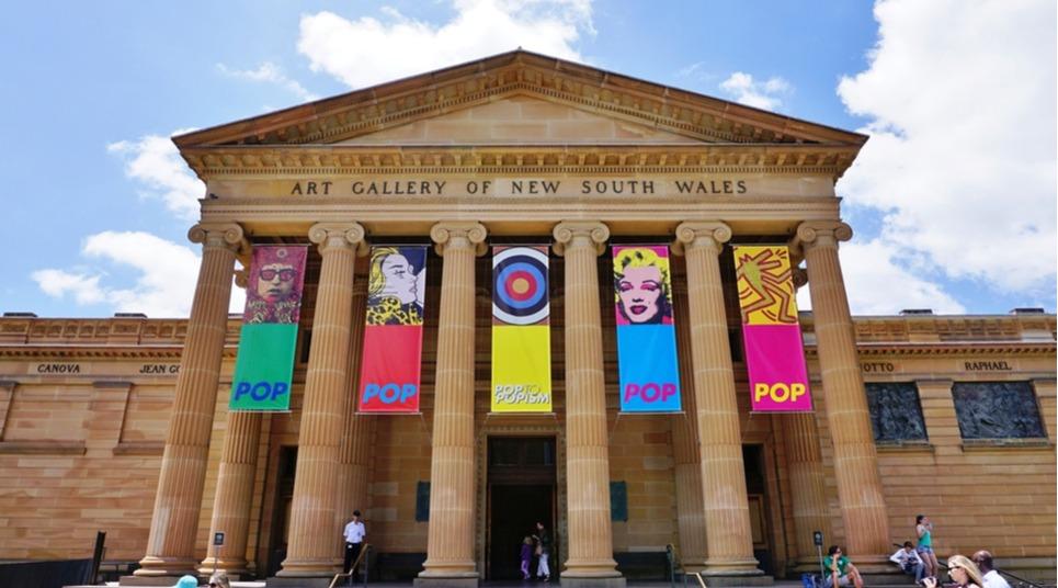 Museu Australia