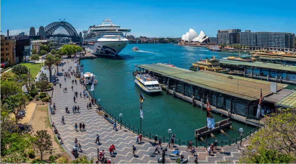 Porto de Sydney
