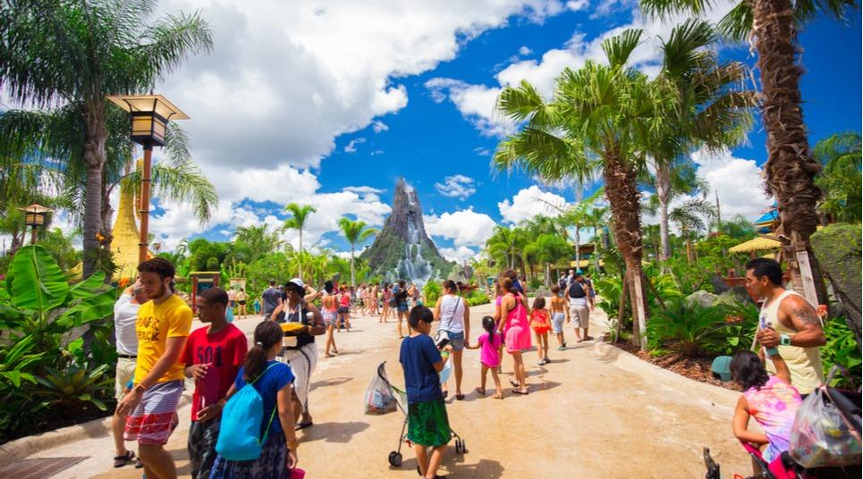 Aquapark Volcano