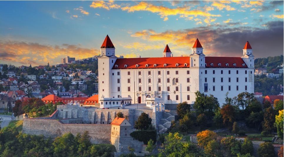 Castelo Bratislava