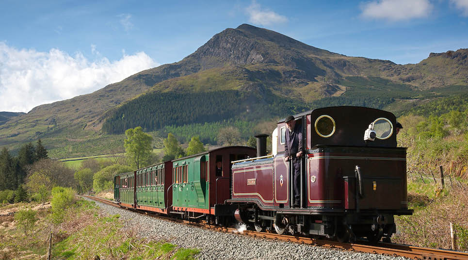 WelshHighland Railways