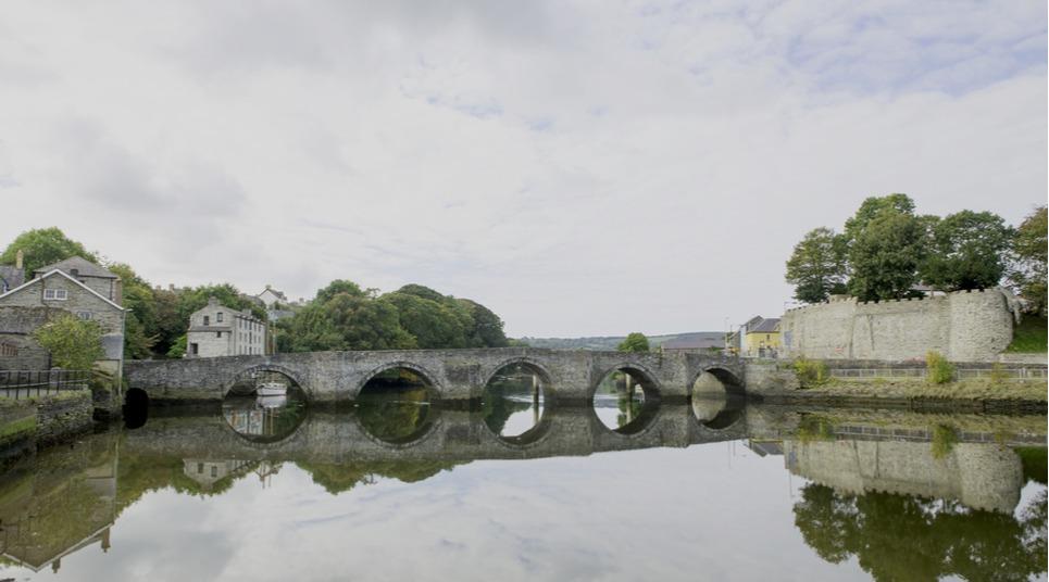 Ponte do Castelo de Cardigan