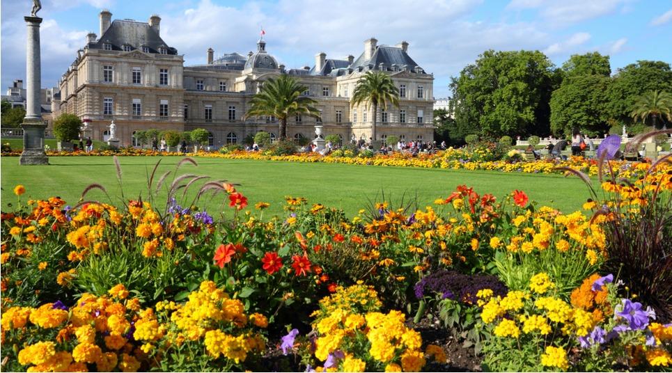 Jardim Luxemburgo